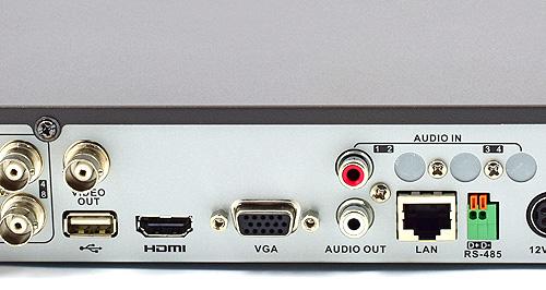 VGA output - VGA изход