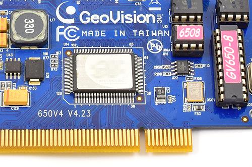 Хардуерна версия на платка GeoVision