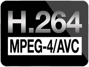 H.264 компресия