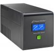 UPS PowerWalker VI1000PSW, 1000VA 700W Max, Line Interactive, чиста синусоида, 2 Батерии 12V/7 Ah, LCD панел, RJ45 защита