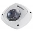 HD-TVI куполна камера за превозни средства HIKVISION AE-VC211T-IR: 2 мегапиксела 1920х1080, Обектив: фиксиран 2.8 mm