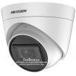 HD-TVI/AHD/CVI/CVBS куполна камера HIKVISION DS-2CE78D0T-IT3FS: 2 мегапиксела 1920x1080 px, Обектив: фиксиран 3.6 mm, Вграден микрофон Audio Over Coaxial