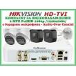 КОМПЛЕКТ ЗА ВИДЕОНАБЛЮДЕНИЕ - 2 мегапиксела FullHD 1080p, с 2 инфрачервени куполни и 2 корпусни камери за външен и вътрешен монтаж с вградени микрофони /Audio Over Coaxial/