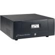 Инвертор DC12V - AC230V с чиста синусоида за работа с външна батерия: PowerWalker 700PSW, 700VA - 500 Watt Max, работи с 1 външна акумулаторна батерия 12V 100 ~ 150 Ah