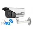 3G/4G Мрежова IP камера HIKVISION DS-2CD2T25FD-I5GLE/R - 2 мегапиксела, Обектив: фиксиран 4 mm, със слот за SIM карта