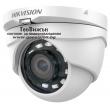 HD-TVI/AHD/CVI/CVBS камера HIKVISION DS-2CE56D0T-IRMF(C): 2 мегапиксела /FullHD 1080P/ 1920x1080 px, обектив 2.8 mm