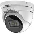 HD-TVI/AHD/CVI/CVBS куполна камера HIKVISION DS-2CE79D0T-IT3ZF: 2 мегапиксела 1920x1080 px, моторизиран варифокален обектив с автоматичен фокус 2.7-13.5 mm