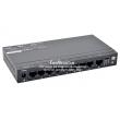 UTEPO SF9P-HM: 9 портов суич с 8 x 10/100 Mbps PoE порта + 1 x 10/100 Mbps uplink порта. До 30 W на портове 1-8. Общ PoE капацитет 93 W