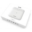 HIKVISION DS-PWA64-L-WE: Безжичен алармен панел AX PRO с видео верификация и поддръжка до 64 безжични зони. Вграден Wi-Fi модул, GPRS модул и слот за SIM карта