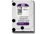 Твърд диск Western Digital 1 TB, WD10PURZ PURPLE серия, 3.5', 5400 rpm, 64 MB кеш, S-ATA3