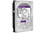 Твърд диск Western Digital 8 TB, WD81PURZ PURPLE серия, 3.5', 5400 rpm, 256 MB кеш, S-ATA3