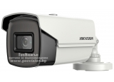 4K UltraHD HD-TVI/AHD/CVI/CVBS камера HIKVISION DS-2CE16U7T-IT3F: 8 мегапиксела 3840x2160 px, обектив 3.6 mm, Ultra Low Light
