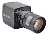 HIKVISION DS-2CC12D8T-AMM-5-50: HD-TVI/CVBS камера за разпознаване на регистрационни номера на МПС. 2 мегапиксела /FullHD 1080P/ 1920x1080 px, Ultra-low light технология, обектив 5-50 mm
