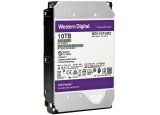 Твърд диск Western Digital 10 TB, WD101PURZ PURPLE серия, 3.5', 7200 rpm, 256 MB кеш, S-ATA3