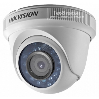HD-TVI камера HIKVISION DS-2CE56C0T-IR: 1 мегапиксел